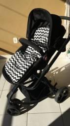 Carrinho de bebê marca Safety 1st
