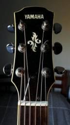 Violão yamaha APX700BL Preto