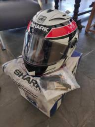 Capacete SHARK RACE-R Pro (Novo)