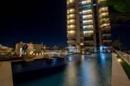 AP0240 - Apartamento novo com 3 quartos, 2 vagas e lazer completo no Luciano Cavalcante