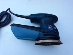 Lixadeira Roto Orbital 5 250 Watts Gex 125-1ae Bosch 110v