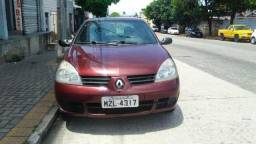 Clio sedam Authentique. 2007 motor 1.0 16 v - 2007