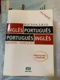 Dicionário inglês/português - português/inglês