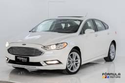 Ford Fusion 2.0 GTDI FWD Gasolina Automático 2018 Branco