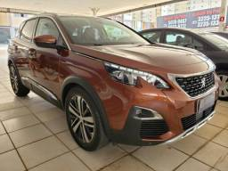 Peugeot 3008 2018 1.6 griffe thp 16v gasolina 4p automÁtico
