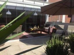 Apartamento Garden com 2 dormitórios para alugar, 151 m² por R$ 5.200,00/mês - Petrópolis