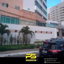 Apartamento com 4 dormitórios à venda, 150 m² por R$ 1.100.000 - Miramar - João Pessoa/PB