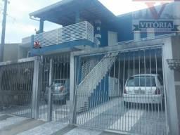 Sobrado no Campo de Santana com 2 casas, 300m² próximo ao Supermercado São Miguel.