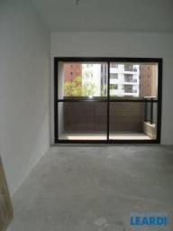 Apartamento à venda com 1 dormitórios em Higienópolis, São paulo cod:588841