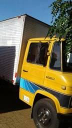 Caminhão Baú - 608 D