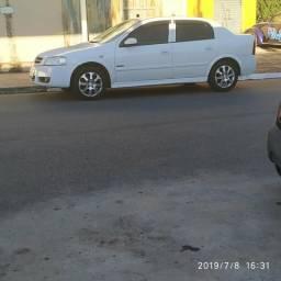 Vendo ou troco astra sedan modelo 2007 - 2007