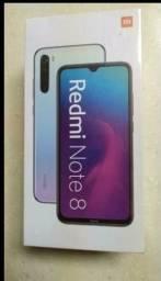 Xiaomi not 8 azul troco em A50