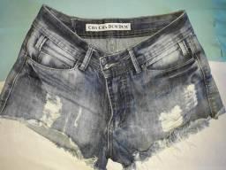 Shorts Jeans Leia a discrição
