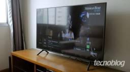 "TV Nova Lacrada na Caixa Samsung 4k 55"""