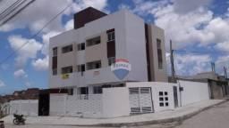 Apartamento com 2 dormitórios à venda, 60 m² por R$ 130.000,00 - Miritânia - Santa Rita/PB