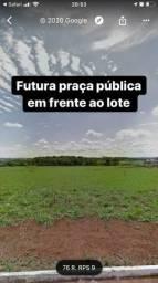 Lote para construir casa ou galpão Resid Porto Seguro ao lado do eldorado e cond Granville
