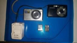 Vendo duas Câmeras