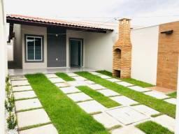 JP casa nova no porcelanato com 2 quartos 2 banheiros com 85m² a.c. proximo de messejana