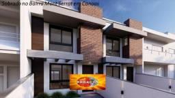 Excelente Sobrado 2 dormitórios uma suite no Mon Serrat Canoas RS