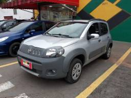 FIAT UNO 2010/2011 1.0 EVO WAY 8V FLEX 4P MANUAL - 2011