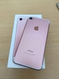 IPhone 7 32gb - Aceito cartão