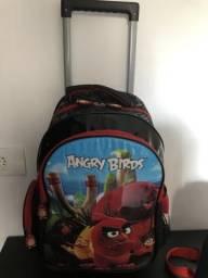 Mochila escolar Angry Birds