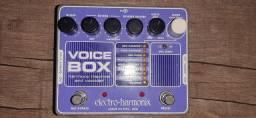 Pedal para voz - Voice Box
