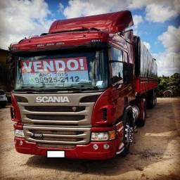 Caminhao scania P360 4x2 Automatico Opticruise 2015