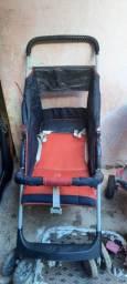 Carrinho de Bebê, Cadeirinha de carro e Carrinho de passeio