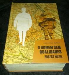 O Homem Sem Qualidades Robert Musil (lacrado)