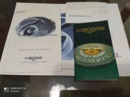 Relógio Longines Collection Avigation - Original