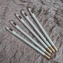 Lápis branco para olhos