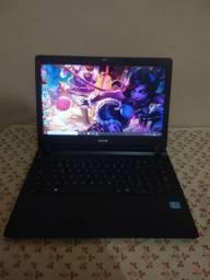 Notebook cce i3 de terceira geração