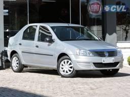 Renault Logan Authentique 1.0 16V (flex) 2011