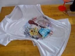 Camisas the shirts unisex personagens