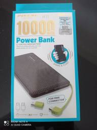 Bateria Externa Power Bank 10.000mAh