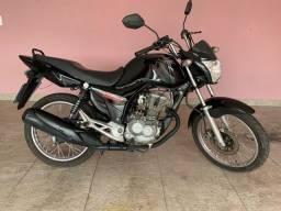 Honda CG 160c Start 2016 Frente a disco - Cartao 12x financia 48x Ac trocas moto