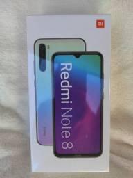 Redmi Note 8 da Xioami em Saldão! Novo Lacrado com Garantia e Entrega rápida