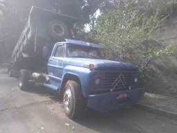 Vende se caminhão Ford f 7000