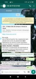 Atenção !!! Cuidado com os bandidos , não passa seu código do whatsapp pra ninguém