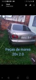 Marea 2.0 em peças