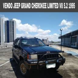 Jeep GRANDCHEROKEE Limited V8 5.2 1995 Importado