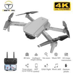 Drone Eachine E88 Com Camera 4K Wifi Fpv Pocket Dobravel Frete Gratis Para Todo o Brasil