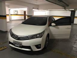 Vendo Corolla Toyota modelo 2017, R$106.000