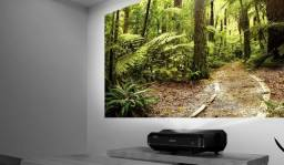 Projetor Epson Home Cinema Ls100 Full Hd - Ultra Short Laser - Parcelo em 12x no cartão