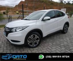 HR-V (ÚNICO DONO) 1.8 LX 2018 CVT 16V FLEX 4P AUTOMÁTICO