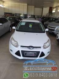 Ford Focus 1.6 S/1.6 SE Flex 16v 5p Aut