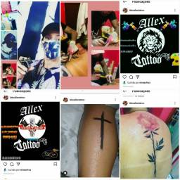 Tatuagens a domicílio ou no local