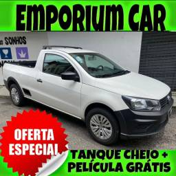 Título do anúncio: OFERTA RELÂMPAGO!!! VW SAVEIRO 1.6 ROBUST ANO 2019