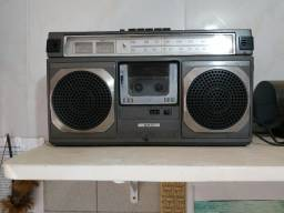 Rádio gravador AIKO